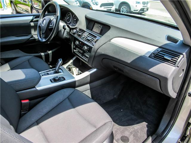 2014 BMW X3 xDrive28i (Stk: P8310) in Thornhill - Image 16 of 27