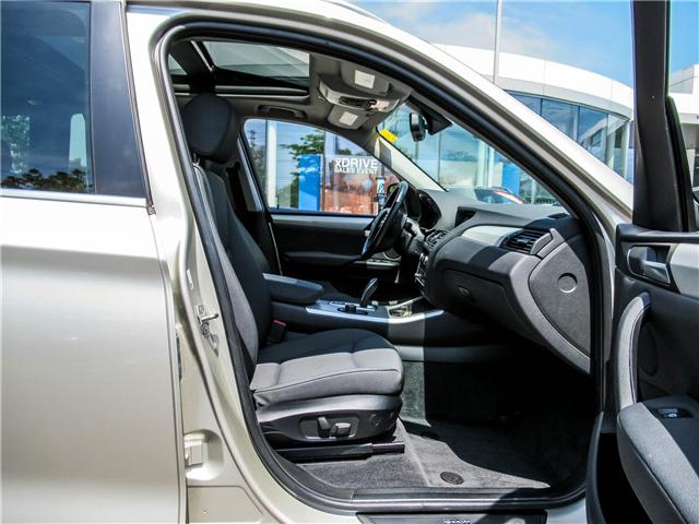 2014 BMW X3 xDrive28i (Stk: P8310) in Thornhill - Image 17 of 27