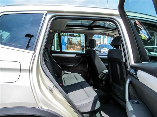 2014 BMW X3 xDrive28i (Stk: P8310) in Thornhill - Image 18 of 27