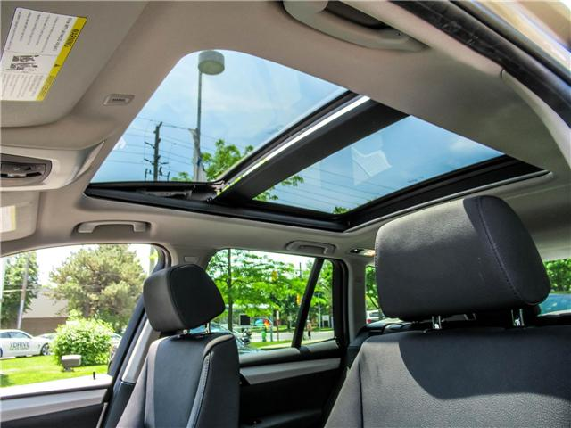 2014 BMW X3 xDrive28i (Stk: P8310) in Thornhill - Image 24 of 27