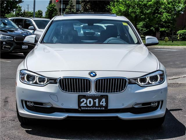 2014 BMW 328d xDrive (Stk: P8322) in Thornhill - Image 2 of 29