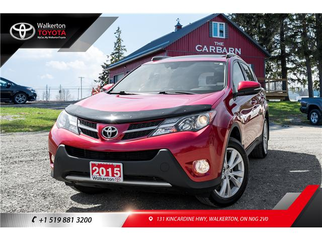 2015 Toyota RAV4 Limited (Stk: 18117A) in Walkerton - Image 1 of 23