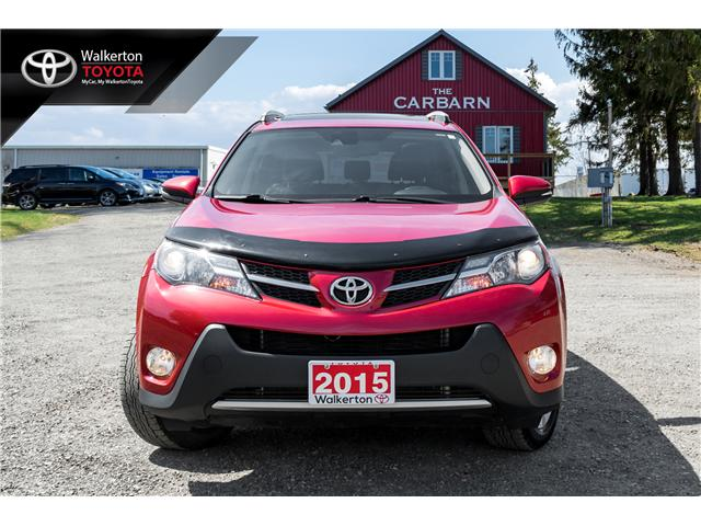 2015 Toyota RAV4 Limited (Stk: 18117A) in Walkerton - Image 2 of 23