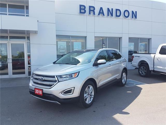2018 Ford Edge SEL (Stk: P1091) in Uxbridge - Image 1 of 8