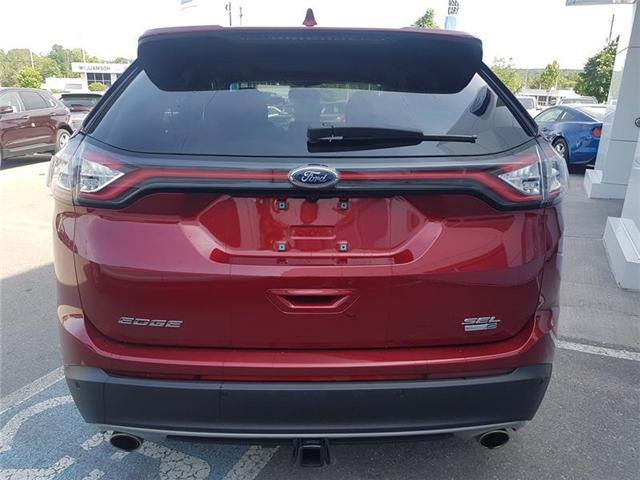 2018 Ford Edge SEL (Stk: P1094) in Uxbridge - Image 2 of 7