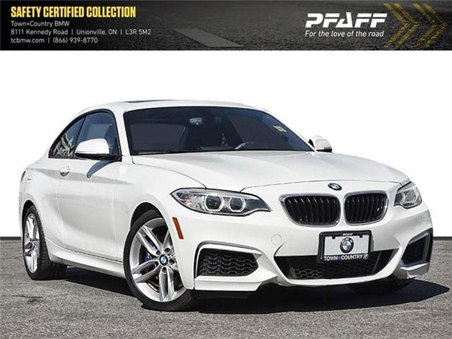 2014 BMW 228i  (Stk: D11102) in Markham - Image 1 of 21