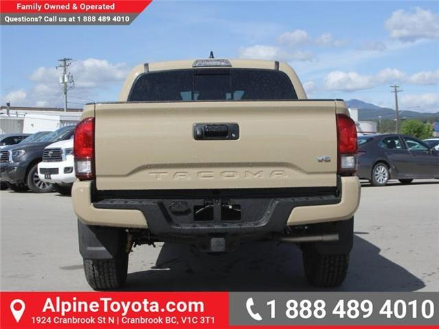 2018 Toyota Tacoma TRD Off Road (Stk: X143438) in Cranbrook - Image 4 of 18