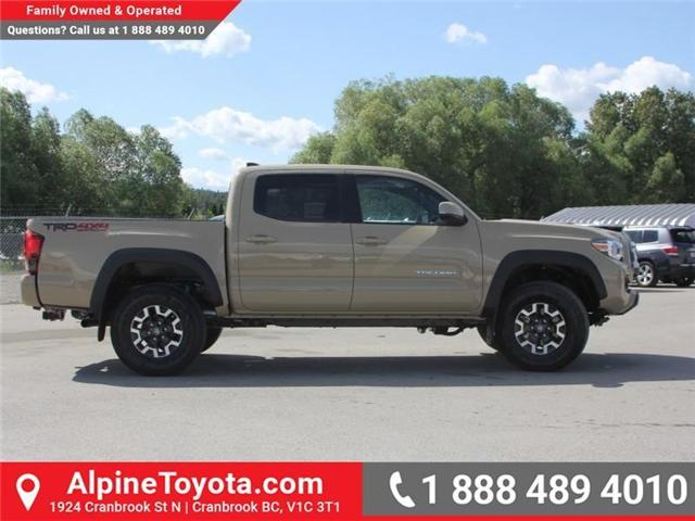 2018 Toyota Tacoma TRD Off Road (Stk: X143438) in Cranbrook - Image 6 of 18
