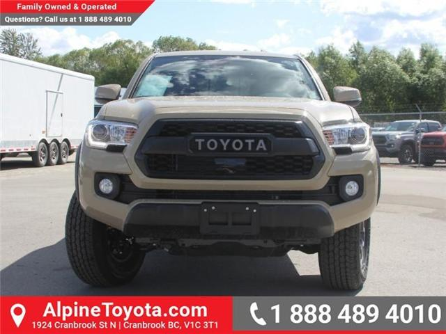 2018 Toyota Tacoma TRD Off Road (Stk: X143438) in Cranbrook - Image 8 of 18