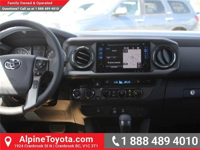2018 Toyota Tacoma TRD Off Road (Stk: X143438) in Cranbrook - Image 10 of 18