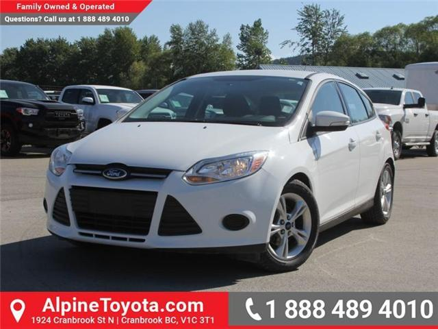 2014 Ford Focus SE (Stk: X138101A) in Cranbrook - Image 1 of 17