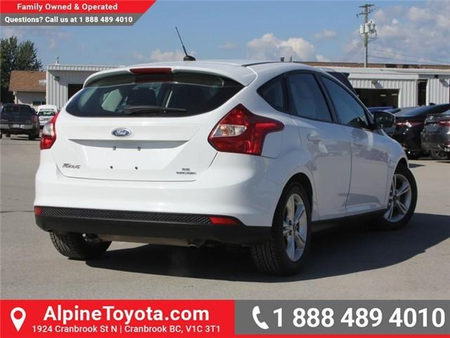 2014 Ford Focus SE (Stk: X138101A) in Cranbrook - Image 4 of 17