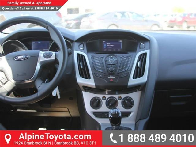 2014 Ford Focus SE (Stk: X138101A) in Cranbrook - Image 9 of 17