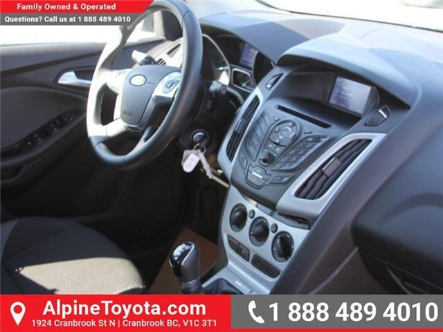 2014 Ford Focus SE (Stk: X138101A) in Cranbrook - Image 10 of 17