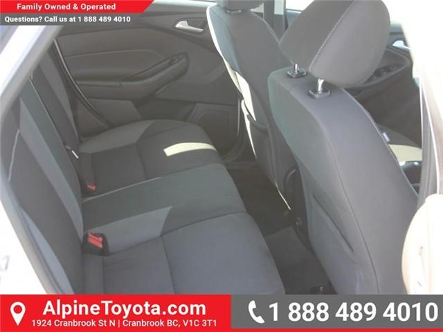 2014 Ford Focus SE (Stk: X138101A) in Cranbrook - Image 11 of 17