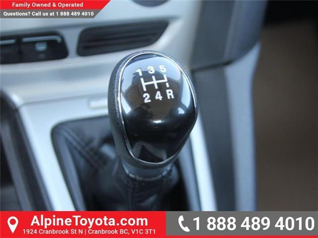2014 Ford Focus SE (Stk: X138101A) in Cranbrook - Image 15 of 17