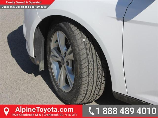2014 Ford Focus SE (Stk: X138101A) in Cranbrook - Image 17 of 17