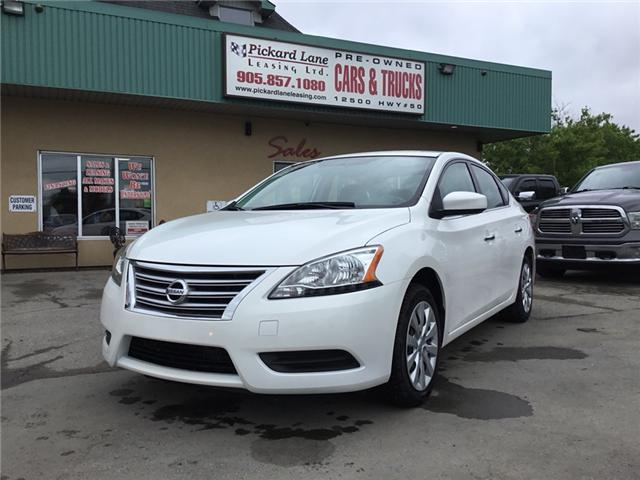 2015 Nissan Sentra 1.8 S (Stk: ) in Bolton - Image 2 of 26