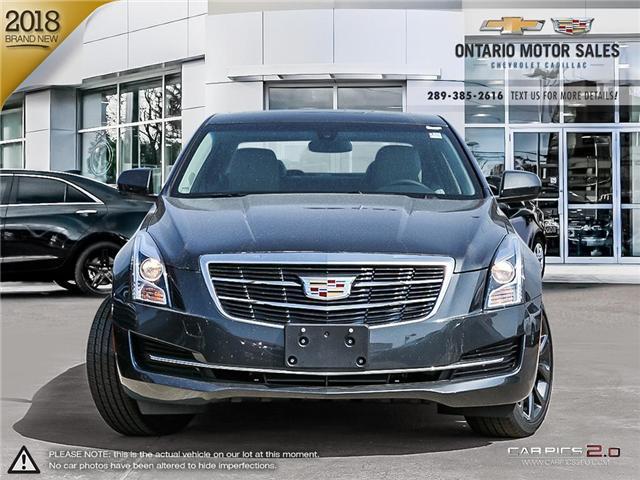 2018 Cadillac ATS 2.0L Turbo Base (Stk: 8152502) in Oshawa - Image 2 of 18