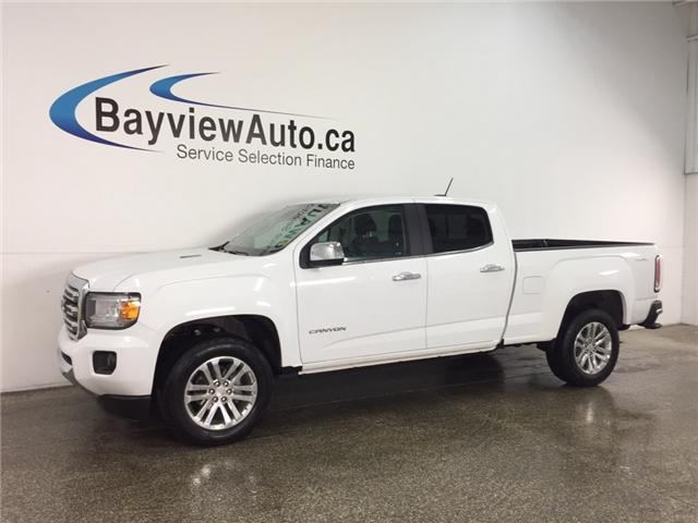 2017 GMC Canyon SLT (Stk: 32975R) in Belleville - Image 1 of 30