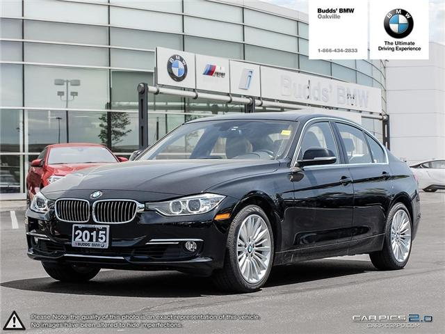 2015 BMW 328i xDrive (Stk: T946368A) in Oakville - Image 1 of 25
