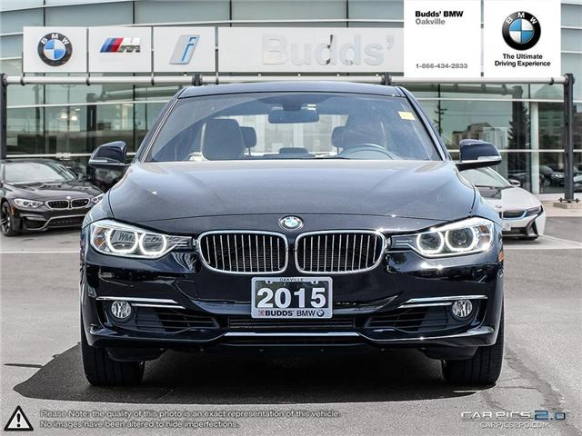 2015 BMW 328i xDrive (Stk: T946368A) in Oakville - Image 2 of 25