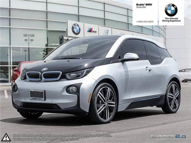2014 BMW i3 Base (Stk: E941484A) in Oakville - Image 1 of 25