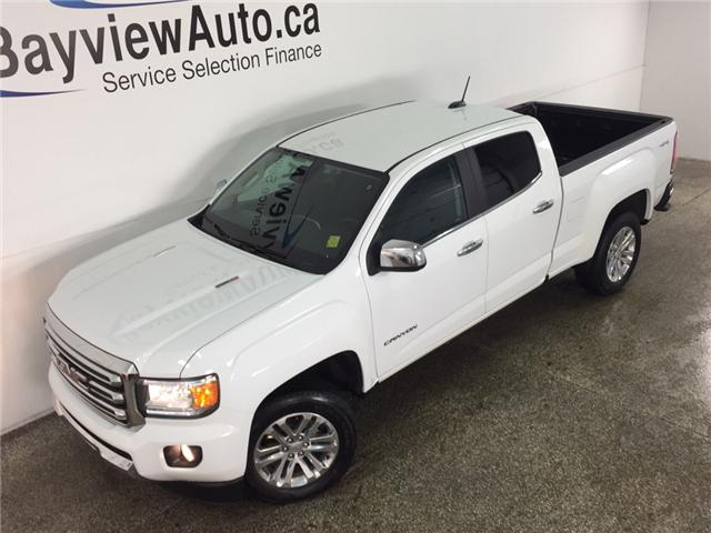 2017 GMC Canyon SLT (Stk: 32975R) in Belleville - Image 2 of 30