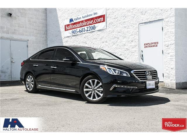 2016 Hyundai Sonata Limited (Stk: 309588) in Burlington - Image 1 of 15