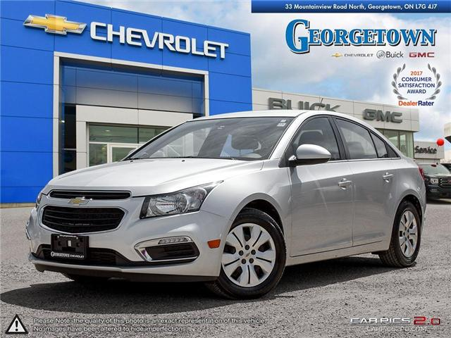 2016 Chevrolet Cruze Limited 1LT (Stk: 22056) in Georgetown - Image 1 of 27