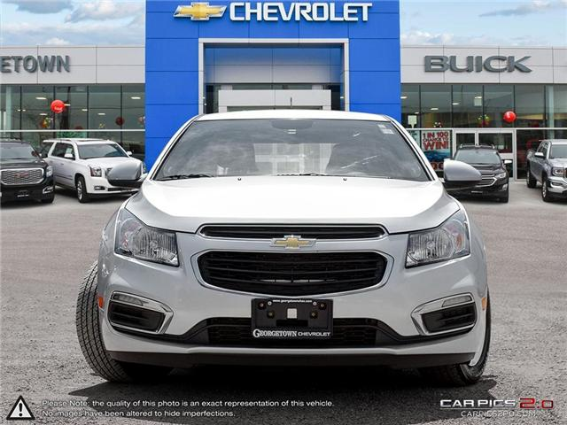 2016 Chevrolet Cruze Limited 1LT (Stk: 22056) in Georgetown - Image 2 of 27