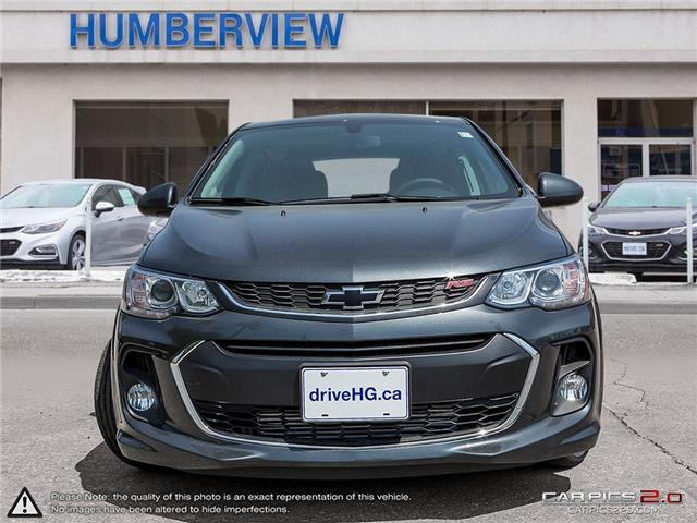2018 Chevrolet Sonic LT Auto (Stk: 801509) in Toronto - Image 2 of 26