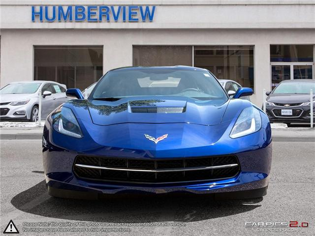 2019 Chevrolet Corvette Stingray (Stk: 901004) in Toronto - Image 2 of 25