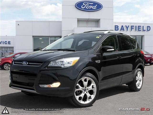 2015 Ford Escape Titanium (Stk: MC18133A) in Barrie - Image 1 of 24