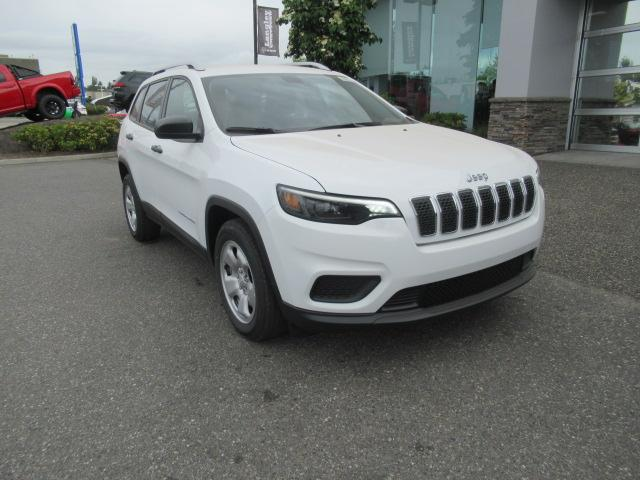 2019 Jeep Cherokee Sport (Stk: K193243) in Surrey - Image 1 of 16