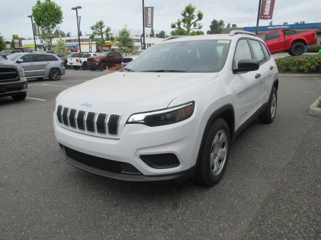 2019 Jeep Cherokee Sport (Stk: K193243) in Surrey - Image 2 of 16