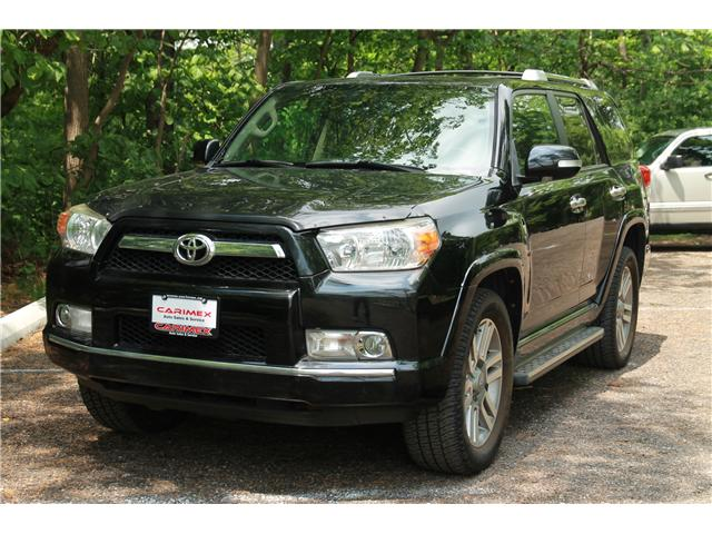 2010 Toyota 4Runner SR5 V6 (Stk: 1712622) in Waterloo - Image 1 of 28