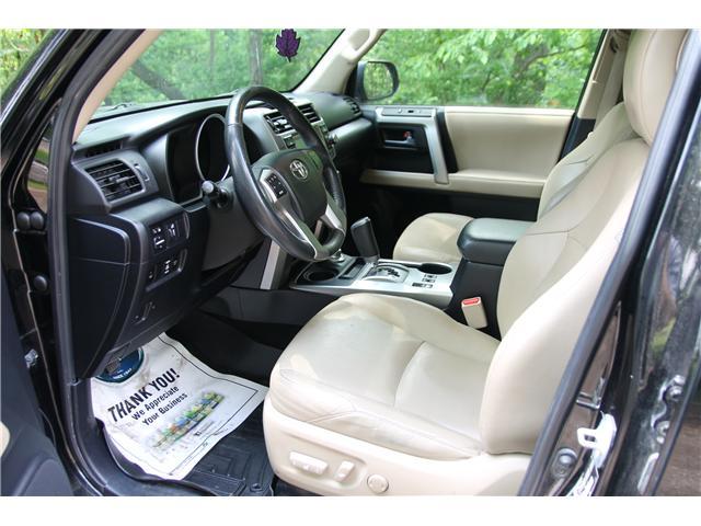 2010 Toyota 4Runner SR5 V6 (Stk: 1712622) in Waterloo - Image 10 of 28
