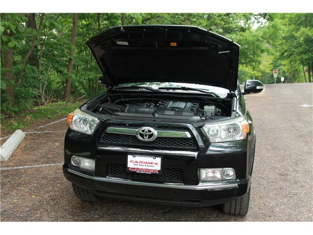2010 Toyota 4Runner SR5 V6 (Stk: 1712622) in Waterloo - Image 26 of 28