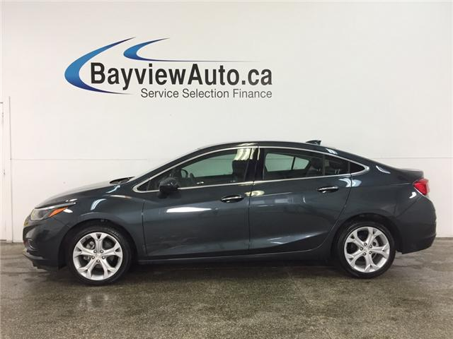 2018 Chevrolet Cruze  (Stk: 32463EW) in Belleville - Image 1 of 28