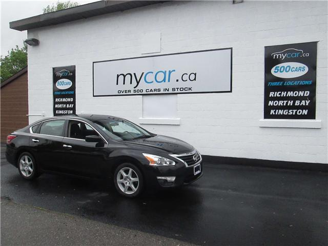 2013 Nissan Altima 2.5 SV (Stk: 180648) in Richmond - Image 2 of 13