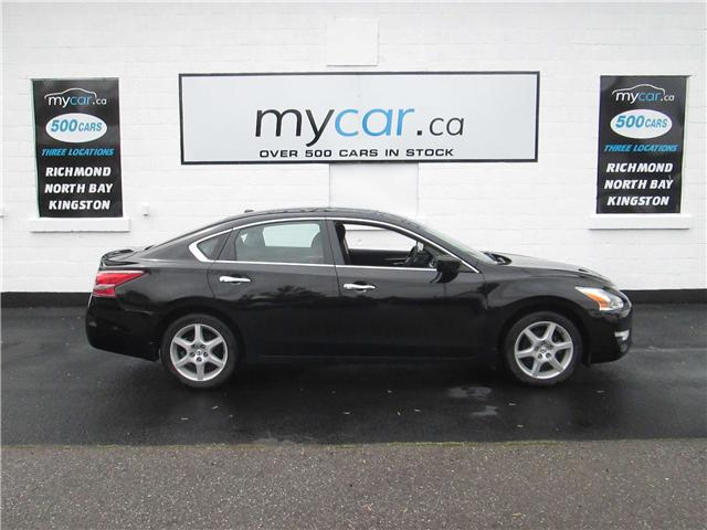 2013 Nissan Altima 2.5 SV (Stk: 180648) in Kingston - Image 1 of 13