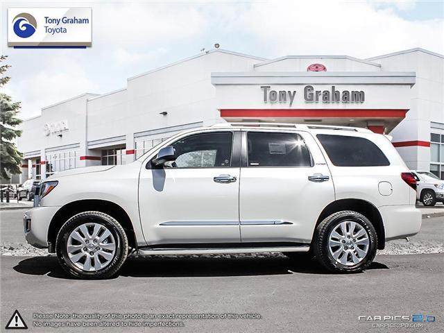 2018 Toyota Sequoia Platinum 5.7L V8 (Stk: 56712) in Ottawa - Image 2 of 25