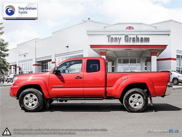 2014 Toyota Tacoma Base V6 (Stk: E7519) in Ottawa - Image 2 of 25