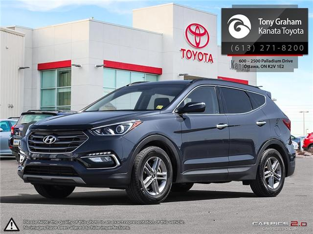 2017 Hyundai Santa Fe Sport 2.4 SE (Stk: 88271B) in Ottawa - Image 1 of 25