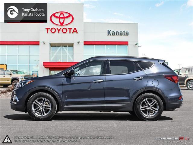 2017 Hyundai Santa Fe Sport 2.4 SE (Stk: 88271B) in Ottawa - Image 2 of 25