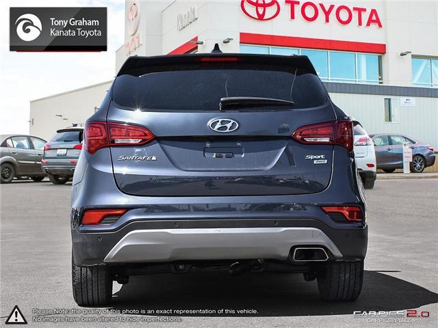 2017 Hyundai Santa Fe Sport 2.4 SE (Stk: 88271B) in Ottawa - Image 4 of 25