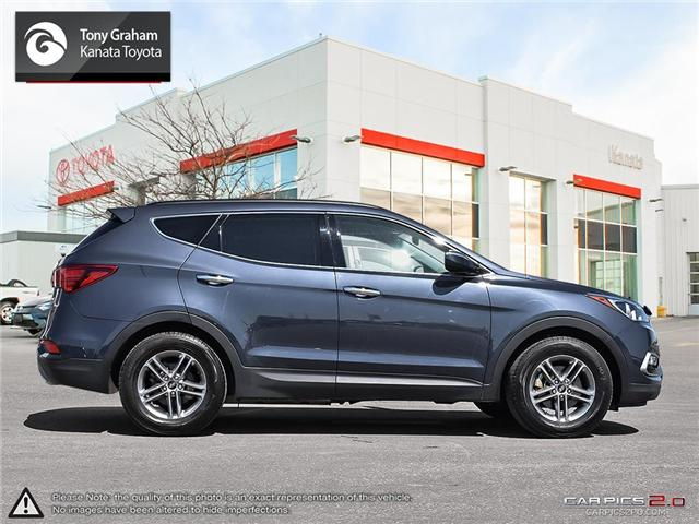 2017 Hyundai Santa Fe Sport 2.4 SE (Stk: 88271B) in Ottawa - Image 6 of 25