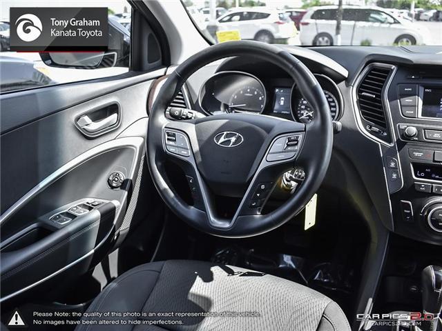 2017 Hyundai Santa Fe Sport 2.4 SE (Stk: 88271B) in Ottawa - Image 9 of 25