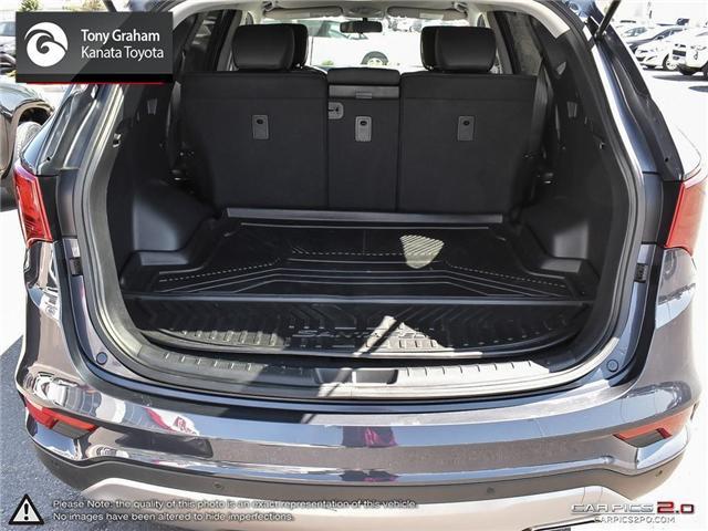 2017 Hyundai Santa Fe Sport 2.4 SE (Stk: 88271B) in Ottawa - Image 19 of 25